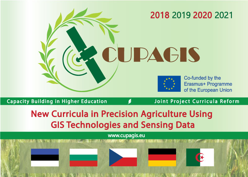 CUPAGIS overview poster